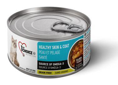 1st Choice консервы для здоровья кожи и шерсти