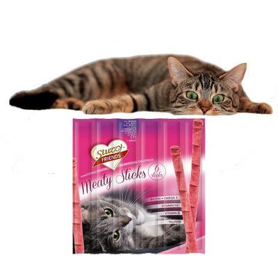 лакомства для кошек - иконка