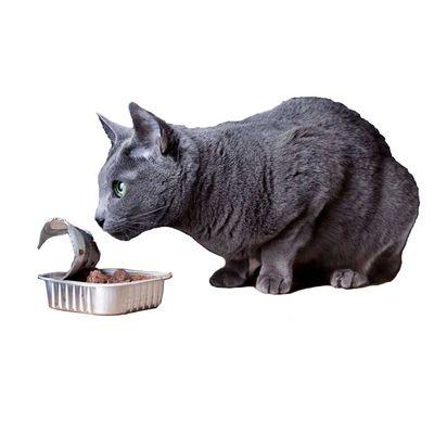 консервы для кошек - иконка