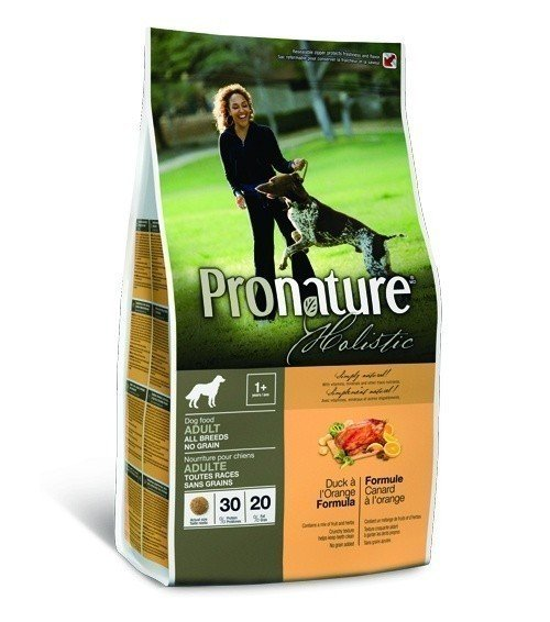 Pronature Holistic Adult Duck & Orange All Breed 0,34 кг