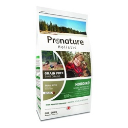 Pronature Holistic GF Nordiko Mini 0,34 кг