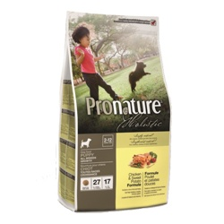 Pronature Holistic Puppy Chicken & Sweet Potato All Breed 0,34 кг