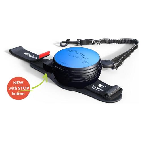 Lishinu Original 2 рулетка-поводок (голубой, M): купить в интернет-магазине Korm.shop.by