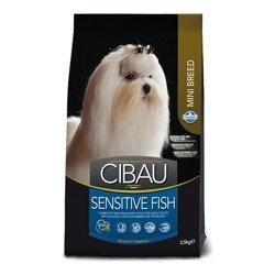 Сухой корм Farmina Cibau Sensitive Fish Mini 2,5 кг для собак
