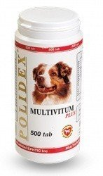 Multivitum Plus (500 таб.)